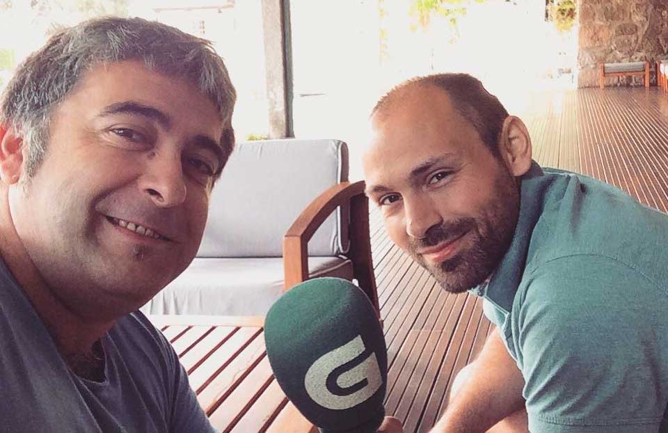 """Cuestionario """"Benditos chefs"""": Marco Varela (Pazo da Touza)"""