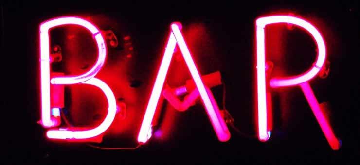 Cinco bares muy raros