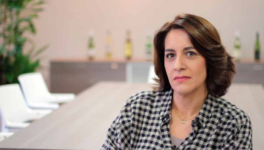 Myriam Vázquez: «A mi padre le encantaba tenernos por el medio mientras trabajaba»