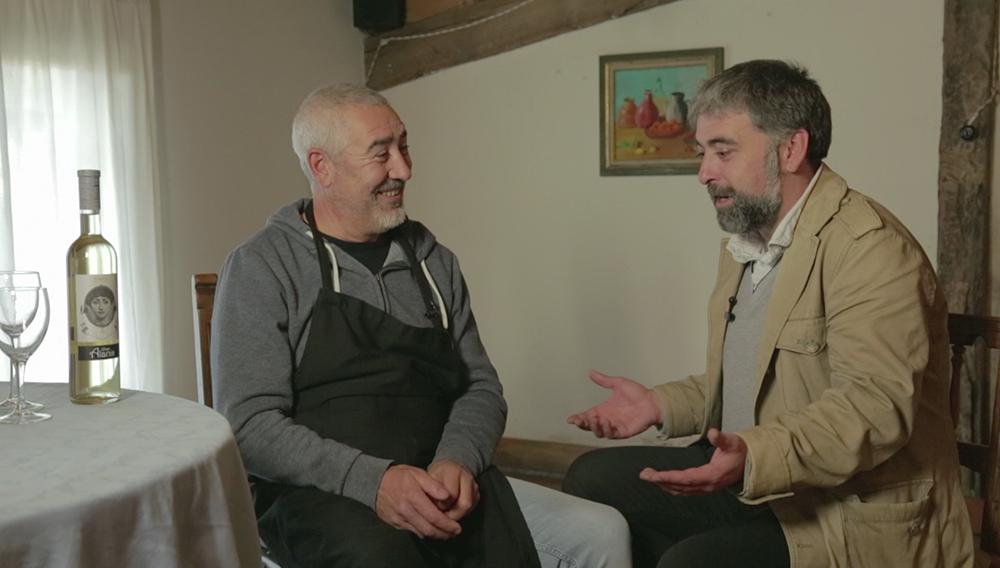 Paco Feixó en Motivos Para Brindar con Jose Manuel García