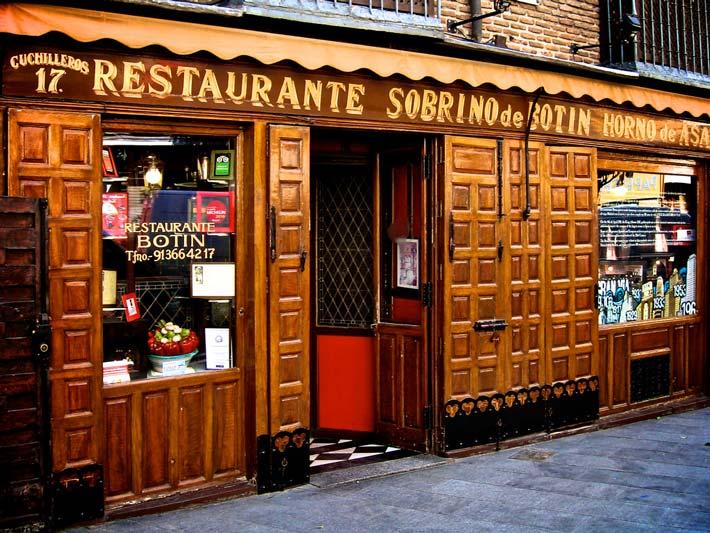 Bares más antiguos de España