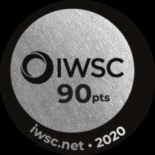 IWSC_2020_silver90