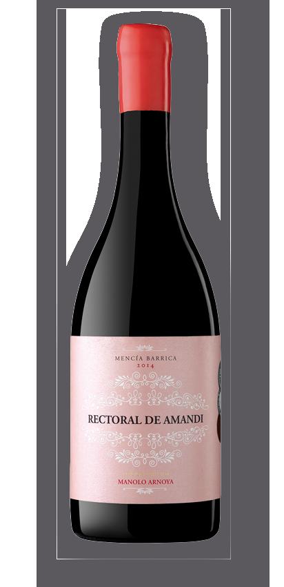"""Rectoral de Amandi Ed. Limitada """"Manolo Arnoya"""""""