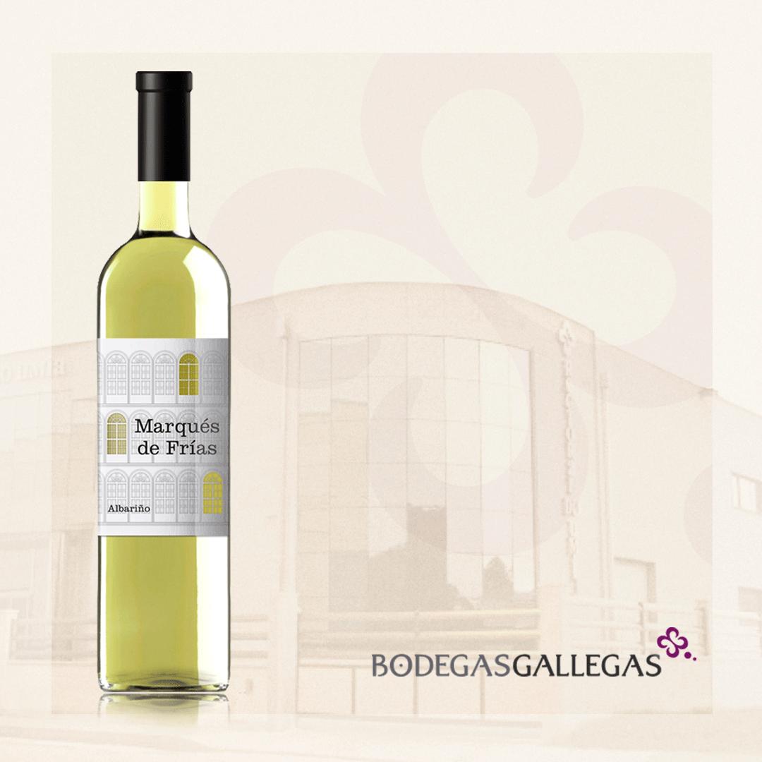 (Español) Bodegas Gallegas promociona su vino Marqués de Frías en EE.UU.