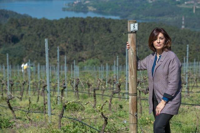 (Español) Myriam Vázquez, el vino en femenino