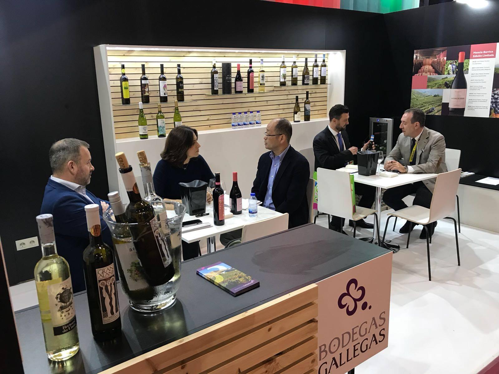 (Español) Los vinos de Bodegas Gallegas reciben más de veinte premios internacionales en lo que va de año
